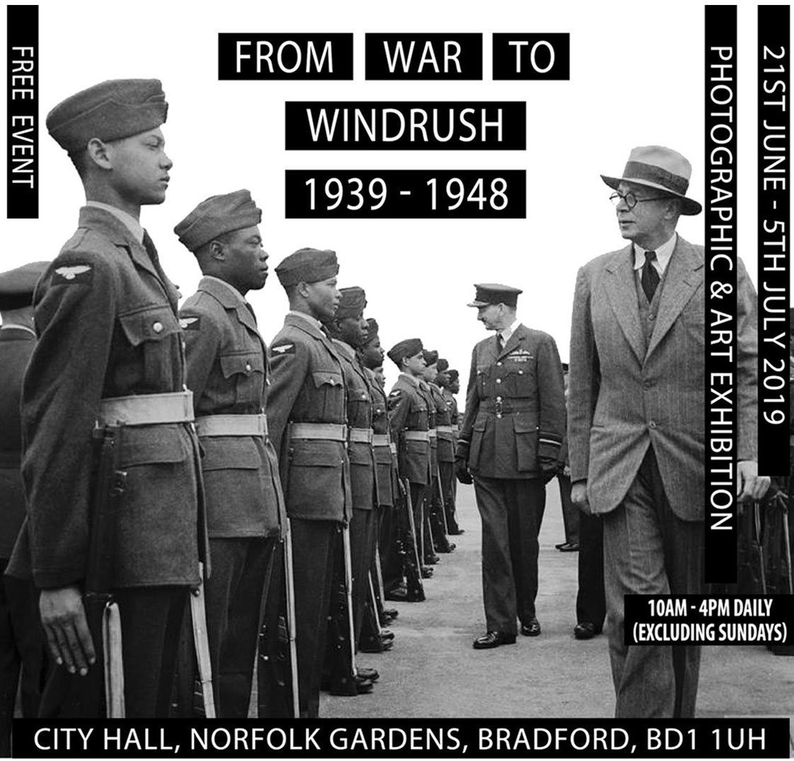 From War to Windrush Photographic and Art Exhibition
