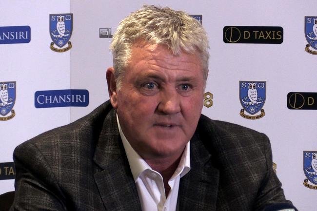 Newcastle are yet to agree a compensation package for Sheffield Wednesday manager Steve Bruce