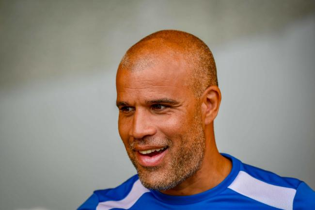 Marcus Bignot says he was delighted with Guiseley's performance against Leeds United. Picture: Andy Garbutt