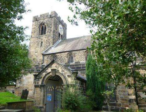 Otley's historic Parish Church is preparing to welcome Heritage Open Days visitors