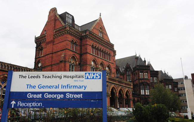 Leeds General Infirmary is part of the Leeds Teaching Hospitals NHS Trust