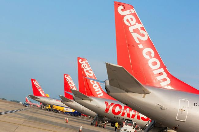 Jet2 are adding more flights from Leeds Bradford Airport