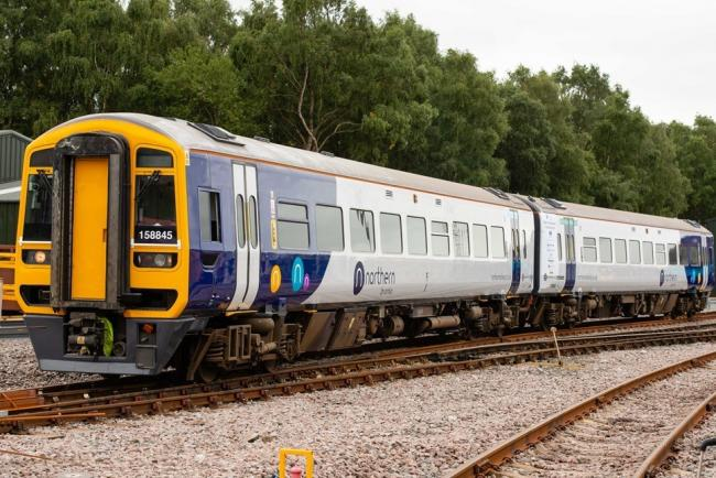 Trains will run on Boxing Day