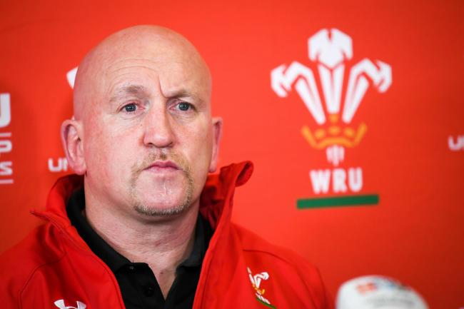 Shaun Edwards has been unveiled as France's defence coach.