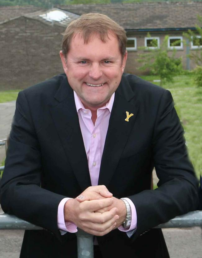 Sir Gary Verity