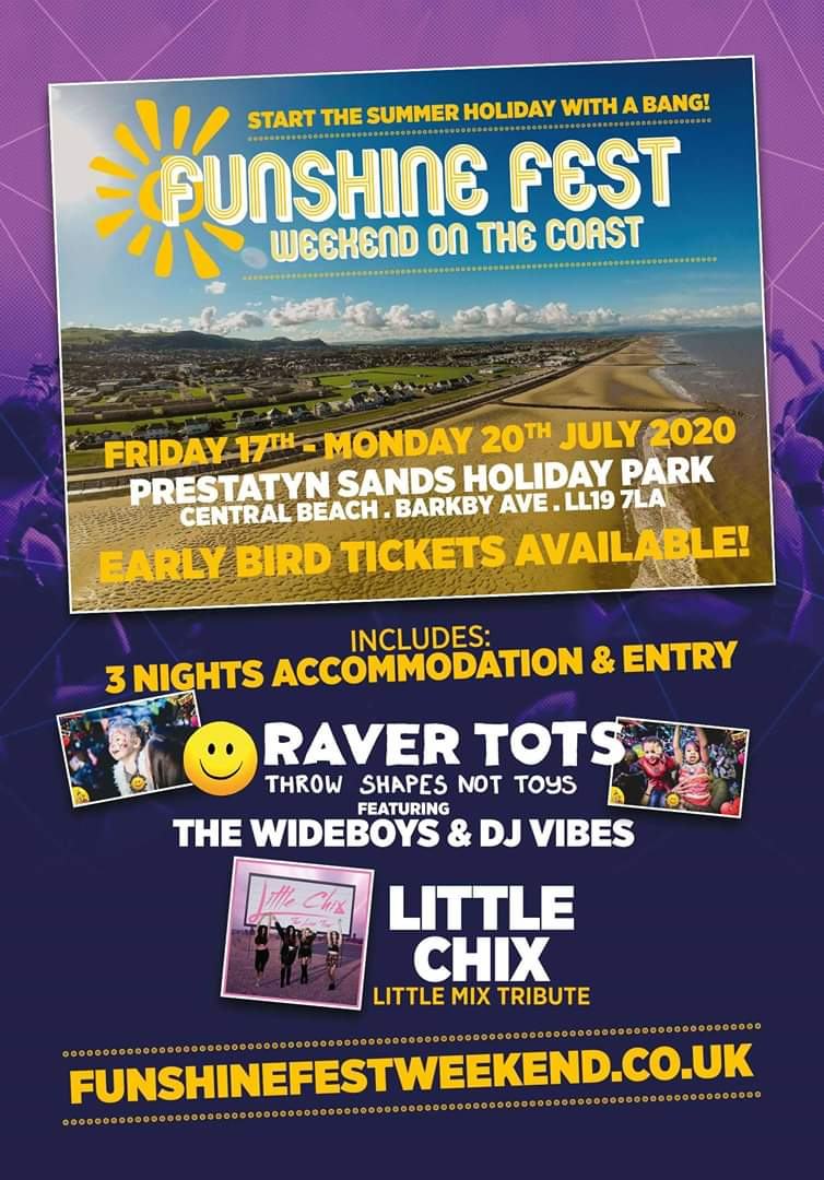 Funshine fest weekend