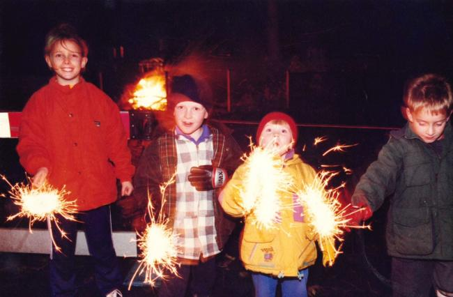 Fireworks in 1998