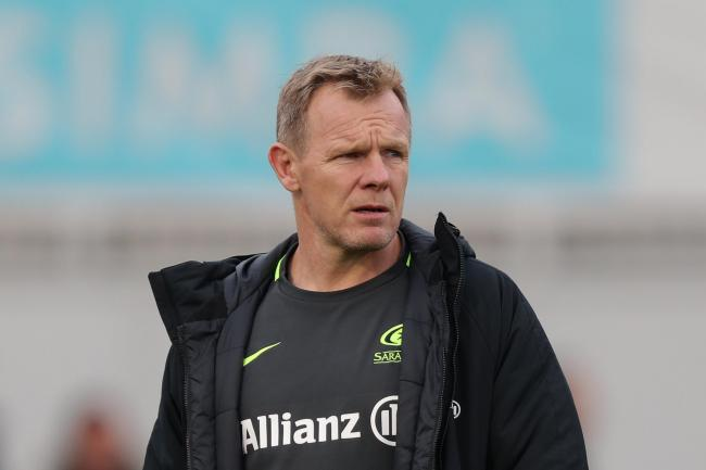 Saracens director of rugby Mark McCall insists