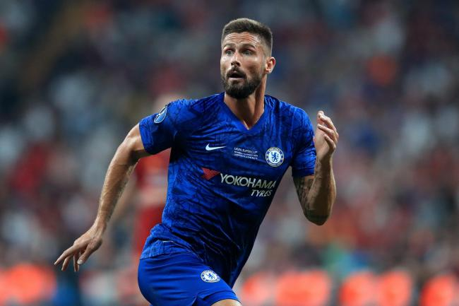 Liverpool v Chelsea – UEFA Super Cup – Final – Besiktas Park