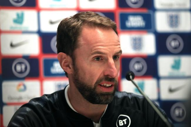 England manager Gareth Southgate said his side were focused on Thursday's match