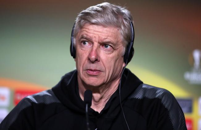 Arsene Wenger has taken up a new role at FIFA