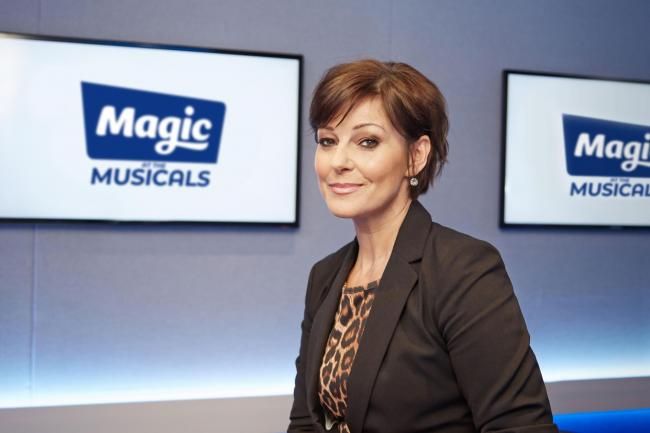 Ruthie Henshall on Magic At The Musicals