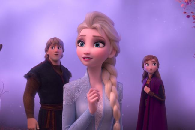 Still from Frozen 2 (Disney)