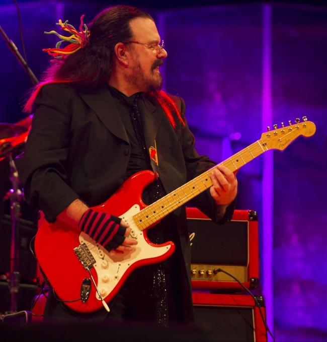Roy Wood will be one of those performing at Yeadon Town Hall