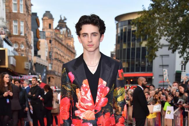 Beautiful Boy Screening – 62nd BFI London Film Festival