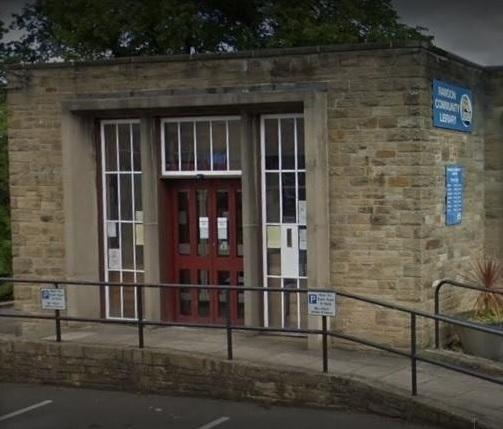 Rawdon Library. Google Maps
