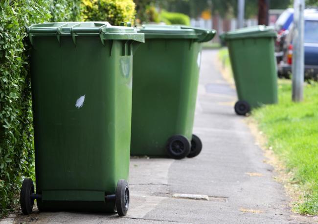 Staff shortages are beginning to affect bin collections in the Bradford district