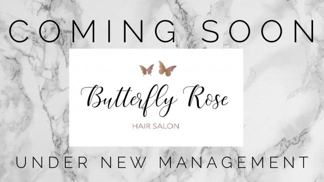 Opening soon - Butterfly Rose