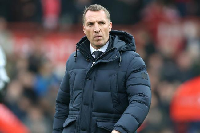 Leicester boss Brendan Rodgers made nine changes, but watched his team beat Brentford in the FA Cup fourth-round