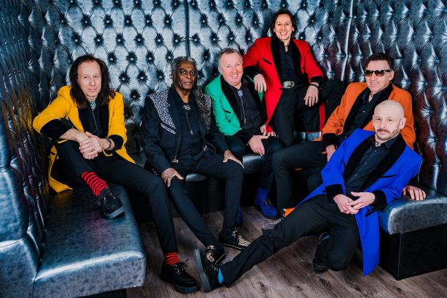 Showaddywaddy will appear at Yeadon Town Hall