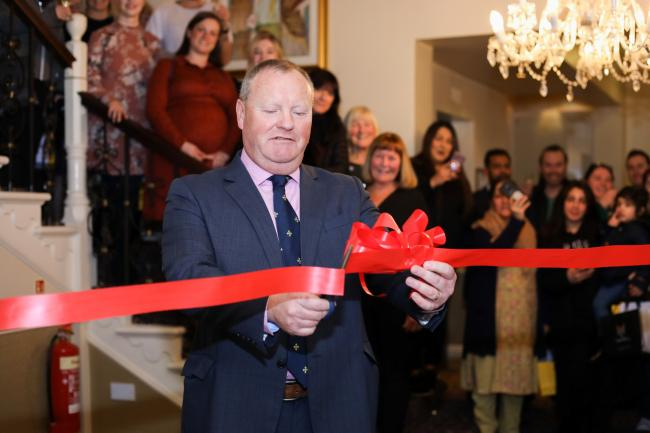 The official launch of Verbeia Spa & Fitness at The Craiglands Hotel