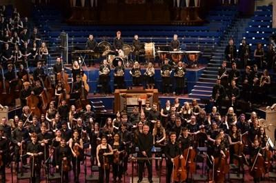 The City of Leeds Youth Orchestra