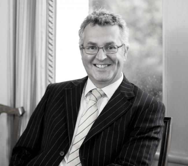 Patrick McCutcheon, head of residential at Dacre, Son & Hartley