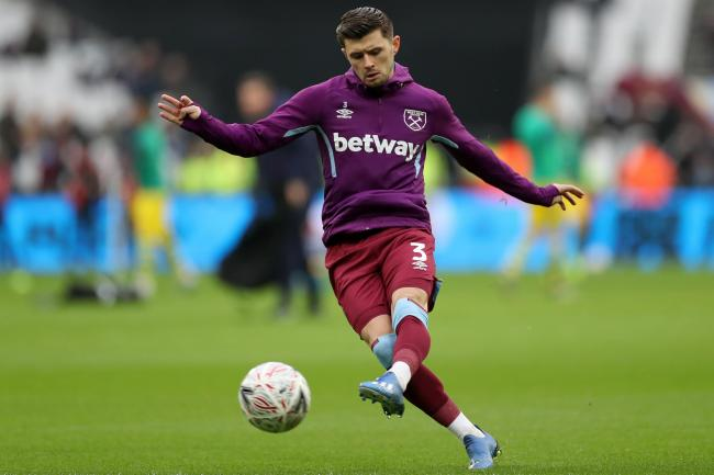 Aaron Cresswell does not think the Premier League should be rushed back