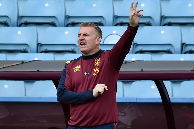 Aston Villa manager Dean Smith is eager for his team to express themselves