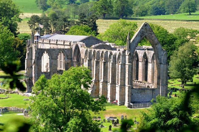 The Priory Church at Bolton Abbey