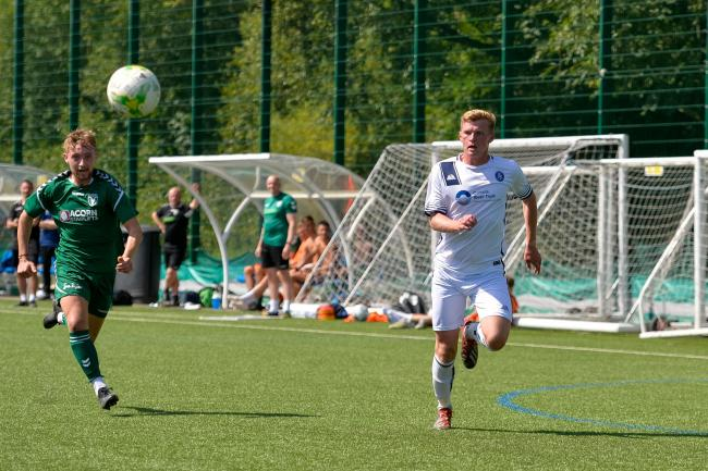 Joe Garside provided the assist to Tom Smith's goal