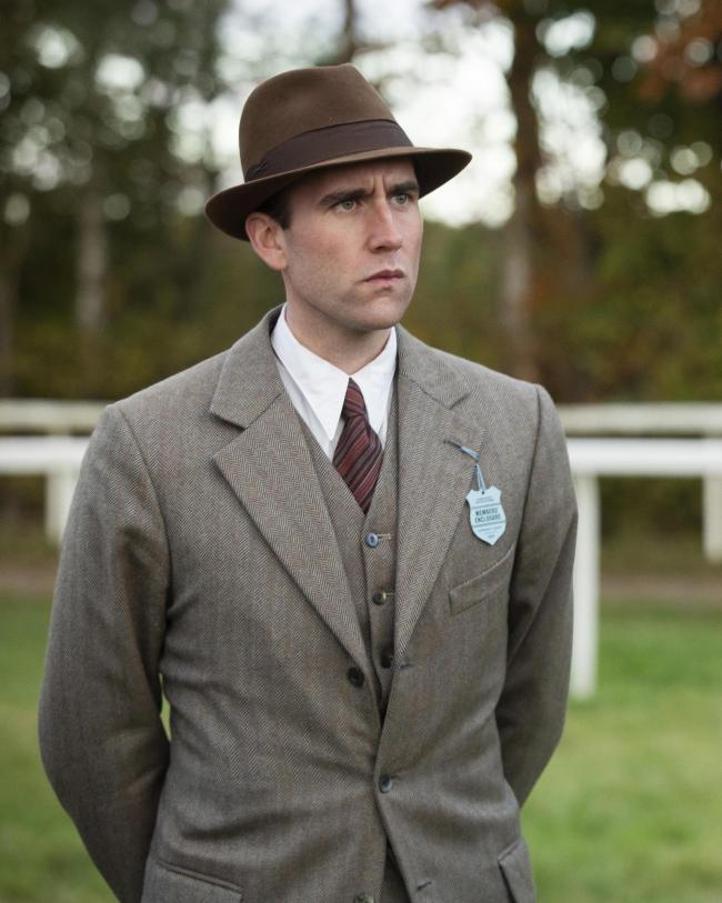 Matthew Lewis as Hugh Hulton in All Creatures Great and Small. Playground Television (UK)