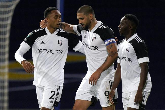 Ipswich Town v Fulham – Carabao Cup – Second Round – Portman Road