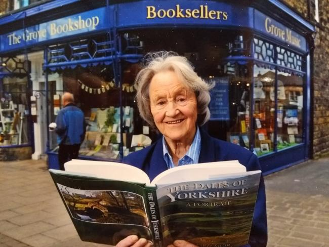 Barbara Steel has left The Grove Bookshop after 27 years