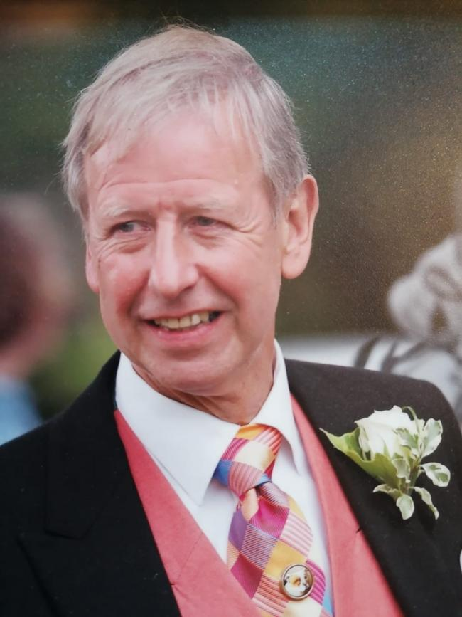 Andrew Dickson Hartley: 2nd July 1945 – 3rd September 2020