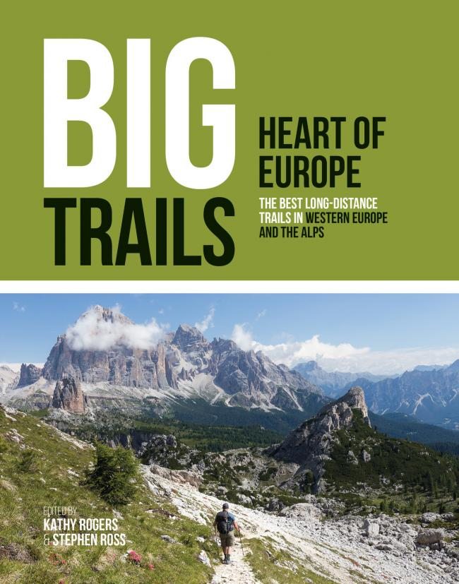 Big Trails book cover