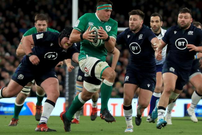 Ireland began the 2020 Six Nations with a 19-12 success over Scotland