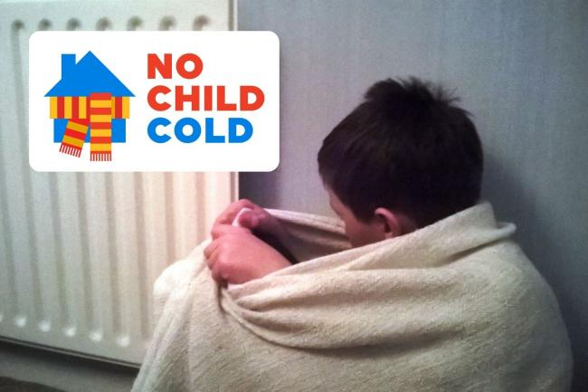 Ilkley people are being asked to donate to the No Child Cold campaign