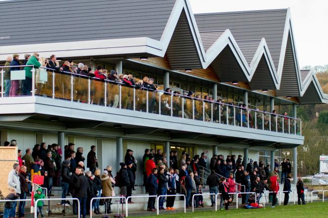 There will now be no work done on Ilkley RFC's Stacks Field clubhouse until the summer of 2024. Picture: ruggerpix.com