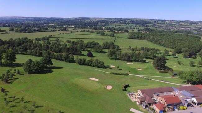 Otley Golf Club is in great condition for returning and new players. Picture: Otley Golf Club.
