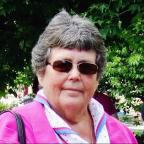 Sandra Newman died after a short illness.