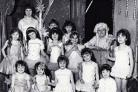 Youngsters added their own sparkle to the pantomime at Guiseley Methodist Church in 1976. Cinderella is pictured with fairies from the performance. Can you spot yourself in the picture?