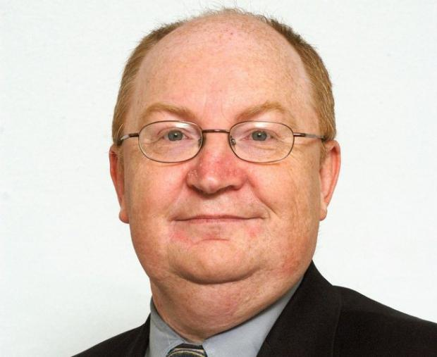 Councillor Barry Anderson