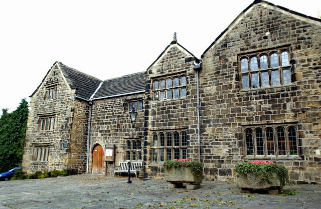 Ilkley Manor House Museum and Art Gallery