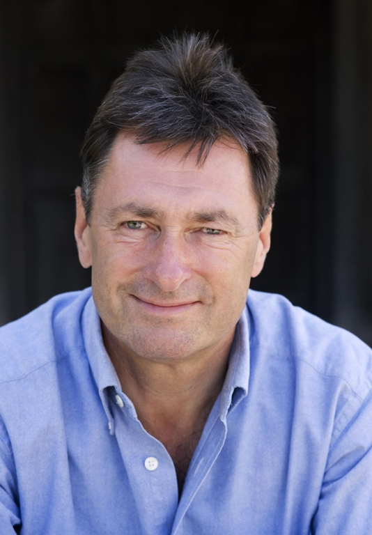 TV gardener Ilkley-born Alan Titchmarsh