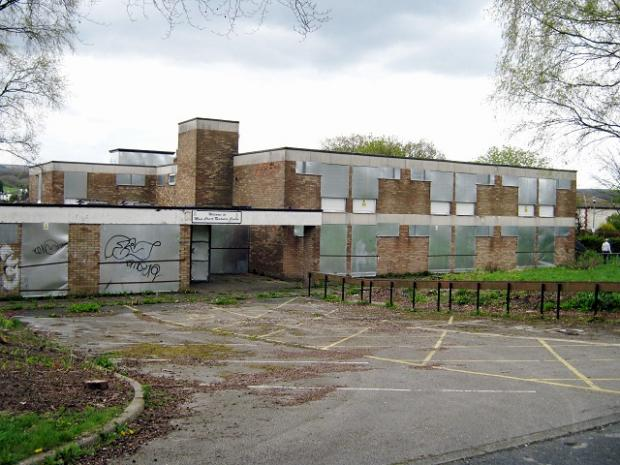 The former Moor Court day centre is set to be demolished