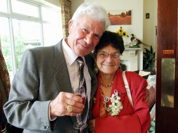 Pietro and Dina Di Pietro are all set to celebrate their 60th wedding anniversary