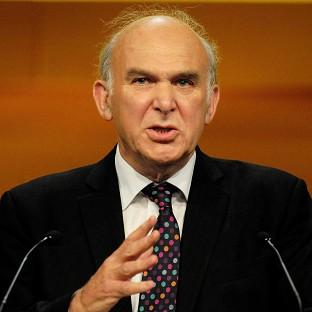 Vince Cable said apprenticeships must be adapted to meet the country's future needs