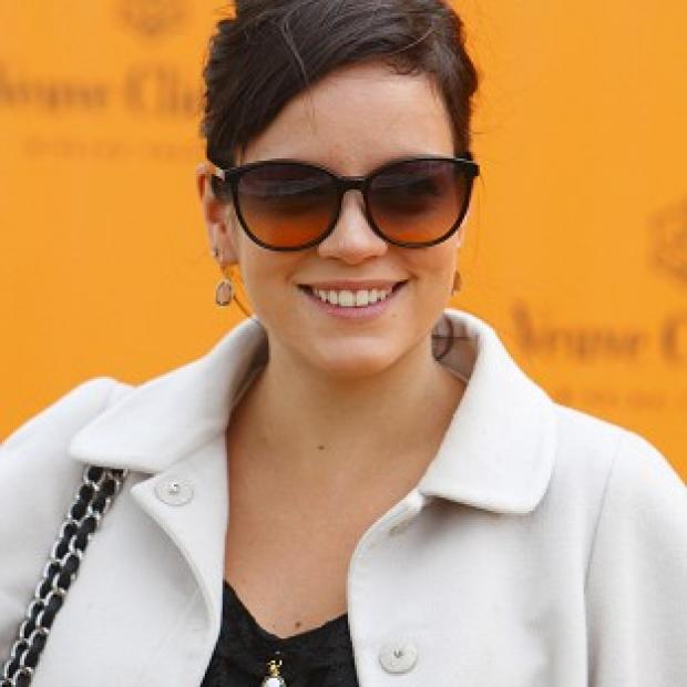 Lily Allen's dad Keith has confirmed she is pregnant again