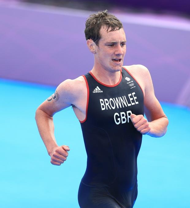 Alistair Brownlee has had his appendix removed